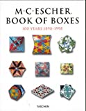 [???]: M.C. Escher, Book of Boxes: 100 Years 1898-1998