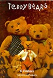 Taschen Publishing: Teddy Bears Poster Book, 6 Posters