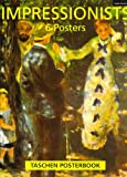 Taschen Publishing: Impressionists: Posterbook