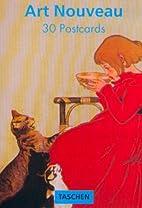 Taschen PostcardBook : Art Nouveau by…