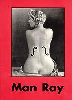Man Ray (Photobook) (English, French and…