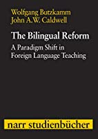 The Bilingual Reform; A Paradigm Shift in…