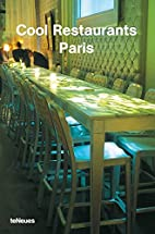 Cool Restaurants Paris (Cool Restaurants) by…