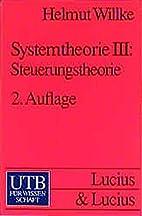 Systemtheorie: Systemtheorie 3.…