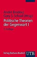 Politische Theorien der Gegenwart I by…