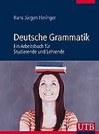 Deutsche Grammatik: Ein Arbeitsbuch für…