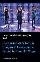 La chanson dans le film français et…