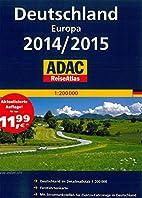 ADAC ReiseAtlas Deutschland, Europa…