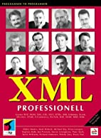 PROFESSIONAL XML by Richard Anderson