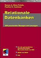 Relationalen Datenbanken. by Ramon A.…