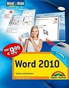 Word 2010 by Caroline Butz