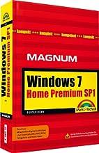 Windows 7 Home Premium SP1 by Günter…