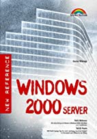 Windows 2000 Server - new reference…