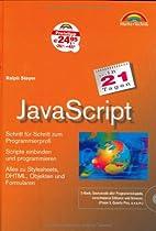 Java Script - in 21 Tagen (in 14/21 Tagen)…