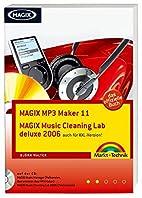 MAGIX MP3 Maker 11 + MAGIX Music Cleaning…