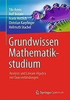 Grundwissen Mathematikstudium - Analysis und…