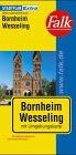 Falk Pläne : Bornheim, Wesseling