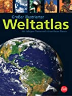 Großer illustrierter Weltatlas von Falk