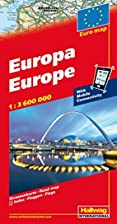 Europe Road map with Distoguide and Mobile…