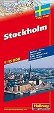 Stockholm Stoccolma : city map