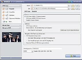 DVDFab - Mein Filmkopierer (Blu-ray & DVD Clone) , Abbildung #01