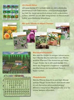 3D Land-Garten Version 11, Abbildung #01