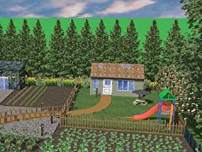 3D Land-Garten Version 11, Abbildung #04