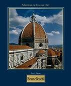 Brunelleschi (Masters of Italian Art Series)…