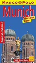 Marco Polo Reiseführer München by Karl…