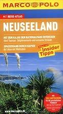 MARCO POLO Reiseführer Neuseeland: Mit dem…