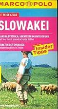 Marco Polo Reiseführer Slowakei by…