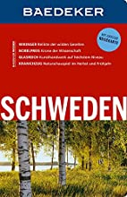 Baedeker Reiseführer Schweden by aa.vv.