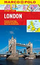 London Marco Polo City Map (Marco Polo City…