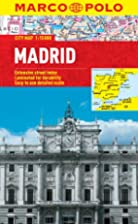 Madrid Marco Polo City Map (Spain) by Marco…