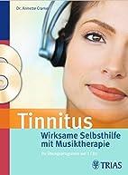 Tinnitus: Wirksame Selbsthilfe mit…