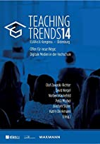 Teaching Trends 2014 (German Edition) by…