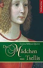 Das Mädchen aus Tsellis. Historischer Roman…