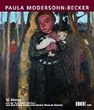 Modersohn-Becker, Paula: Paula Modersohn-Becker 2009. Kunstkalender