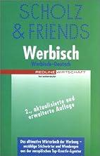 Werbisch : Werbisch-Deutsch ; das ultimative…