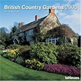 Nichols, Clive: British Country Gardens Wall Calendar 2005