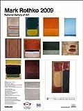 Rothko, Mark: 2009 Mark Rothko Super Poster Calendar