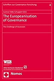 The Europeanisation of Governance (Schriften…