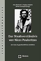 Das Staatsverständnis von Nicos Poulantzas…