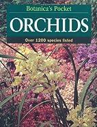 Orchids (Botanica's Pocket)