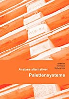 Analyse alternativer Palettensysteme by Gerd…