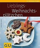 Lieblings-Weihnachtsplätzchen by…