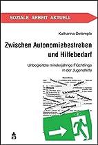 Zwischen Autonomiebestreben und Hilfebedarf…