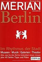 Merian 2007 60/11 - Berlin by Charlotte von…