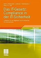 Das IT-Gesetz: Compliance in der…