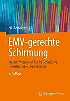 EMV-gerechte Schirmung: Magnetmaterialien…